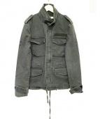 FACTOTUM(ファクトタム)の古着「ワークジャケット」 グレー