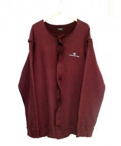 UNDERCOVER(アンダーカバー)の古着「UCT4805ブルゾン」|B・BORDEAUX