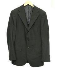 Sartoria Ring(サルトリアリング)の古着「2Bウールスーツ」|ブラック