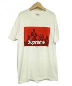 SUPREME(シュプリーム)の古着「7人の侍Tシャツ」 ホワイト