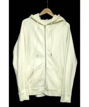 Ron Herman(ロンハーマン)の古着「ジップパーカー」 ホワイト