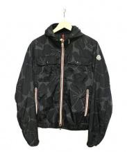 MONCLER(モンクレール)の古着「ナイロンジャケット」|グリーン×ブラック
