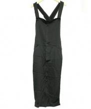 FILL THE BILL × UNITED ARROWS(フィル ザ ビル ユナイテッドアローズ)の古着「ジャンパースカート」 ブラック