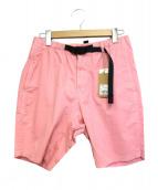 GRAMICCI(グラミチ)の古着「ニューナローショーツ」|ピンク
