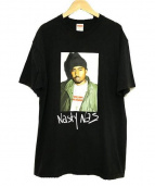 SUPREME(シュプリーム)の古着「Nasty Nas Tee」|ブラック
