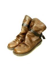 Trippen(トリッペン)の古着「ショートブーツ」|ブラウン