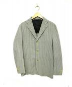 BARENA(バレナ)の古着「テーラードジャケット」|グレー