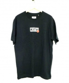 KITH(キース)の古着「kith treats Proof Sticker Tee」|ブラック