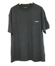 Clair de lune(クレア ドゥ リュンヌ)の古着「Tシャツ」|ブラック