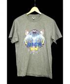 KENZO(ケンゾー)の古着「タイガーTシャツ」|グレー