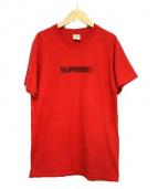 SUPREME(シュプリーム)の古着「モーションロゴTシャツ」|レッド