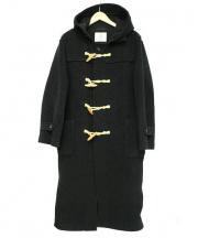 J.PRESS(ジェイプレス)の古着「ロングダッフルコート」|ブラック
