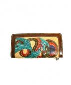 FUNNY(ファニー)の古着「2つ折り財布」|ブラウン