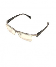 SAMURAI SHO(サムライショウ)の古着「伊達眼鏡」|ブラック×シルバー