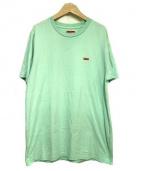 SUPREME(シュプリーム)の古着「スモールボックスロゴTシャツ」|ミント