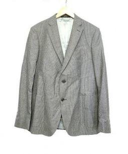 Paul Stuart(ポール スチュアート)の古着「テーラードジャケット」 ブラウン