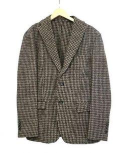 UNITED ARROWS(ユナイデットアローズ)の古着「ウールテーラードジャケット」 ブラウン