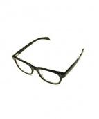 DITA(ディータ)の古着「伊達眼鏡」|ブラック