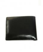 ETTINGER(エッティンガー)の古着「2つ折り財布」 ブラック