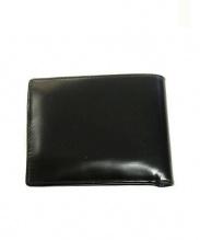 ETTINGER(エッティンガー)の古着「2つ折り財布」|ブラック