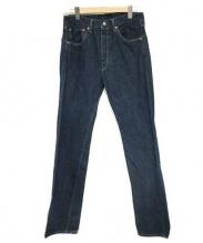 LEVIS(リーバイス)の古着「デニムパンツ」|ネイビー