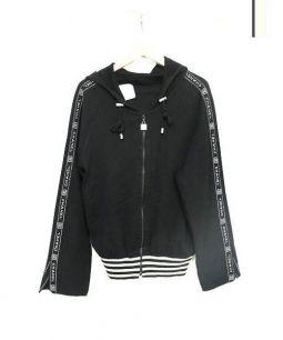 CHANEL(シャネル)の古着「ジップパーカー」|ブラック