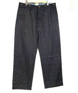 dappers(ダッパーズ)の古着「パンツ」|ネイビー