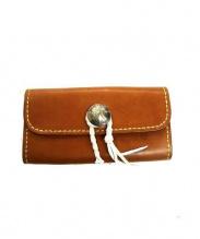 OLD COIN COMPANY SPIRITUS(オールドコインカンパニースピリタス)の古着「長財布」|ブラウン