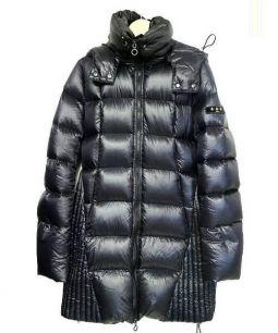 TATRAS(タトラス)の古着「ダウンコート」 ブラック