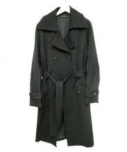 ANTEPRIMA(アンテプリマ)の古着「トレンチコート」|ブラック