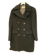BARNEYS NEWYORK(バーニーズニューヨーク)の古着「コート」|ブラウン