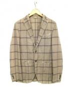 L.B.M.1911(エルビーエム1911)の古着「テーラードジャケット」|ベージュ