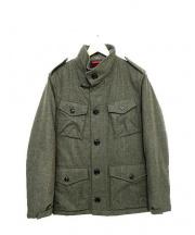 Fay(フェイ)の古着「ウールコート」|グレー