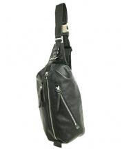COACH(コーチ)の古着「ワンショルダーバッグ」|ブラック