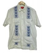 SUPREME(シュプリーム)の古着「半袖シャツ」