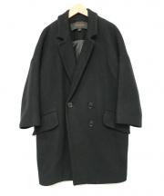 COACH(コーチ)の古着「コート」 ブラック