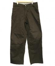 TENDERLOIN(テンダーロイン)の古着「チノワークパンツ」 ブラウン