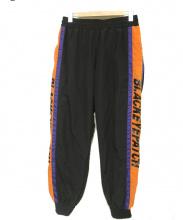BlackEyePatch(ブラックアイパッチ)の古着「TRAINING PANTS」|ブラック
