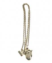 JACKROSE(ジャックローズ)の古着「ロゴプレートネックレス」