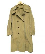 URBAN RESEARCH(アーバンリサーチ)の古着「高密度トレンチコート」|ベージュ
