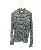 Engineered Garments(エンジニアードガーメン)の古着「ジャケット」|グレー×ブルー