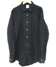 Paul Smith(ポールスミス)の古着「フラワージャガードシャツ」
