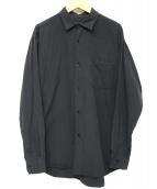 COMOLI(コモリ)の古着「レギュラーカラーコモリシャツ」