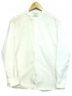 STUDIO NICHOLSON(スタジオニコルソン)の古着「ノーカラーシャツ」