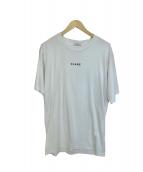 CLANE(クラネ)の古着「ロゴTEE」|ホワイト