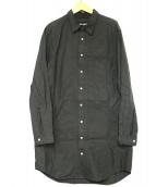 MILLKEEPER(ミルキーパー)の古着「ロングシャツ」