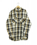 7 × 7 / seven by seven(セブンバイセブン)の古着「チェックシャツ」