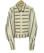 GEN IZAWA(ゲンイザワ)の古着「ショートシャツブルゾン」