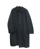 allegri(アレグリ)の古着「ステンカラーコート」 ブラック