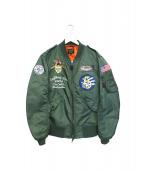 AVIREX(アヴィレックス)の古着「L-2 5th AIR FORCE」